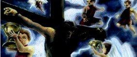 Batalla celestial 1 by artegamor