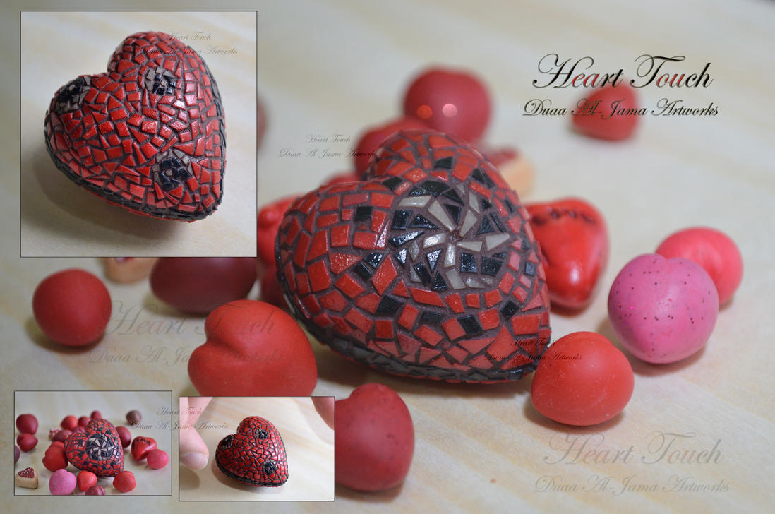 Mosaic Heart by Beauty-of-love
