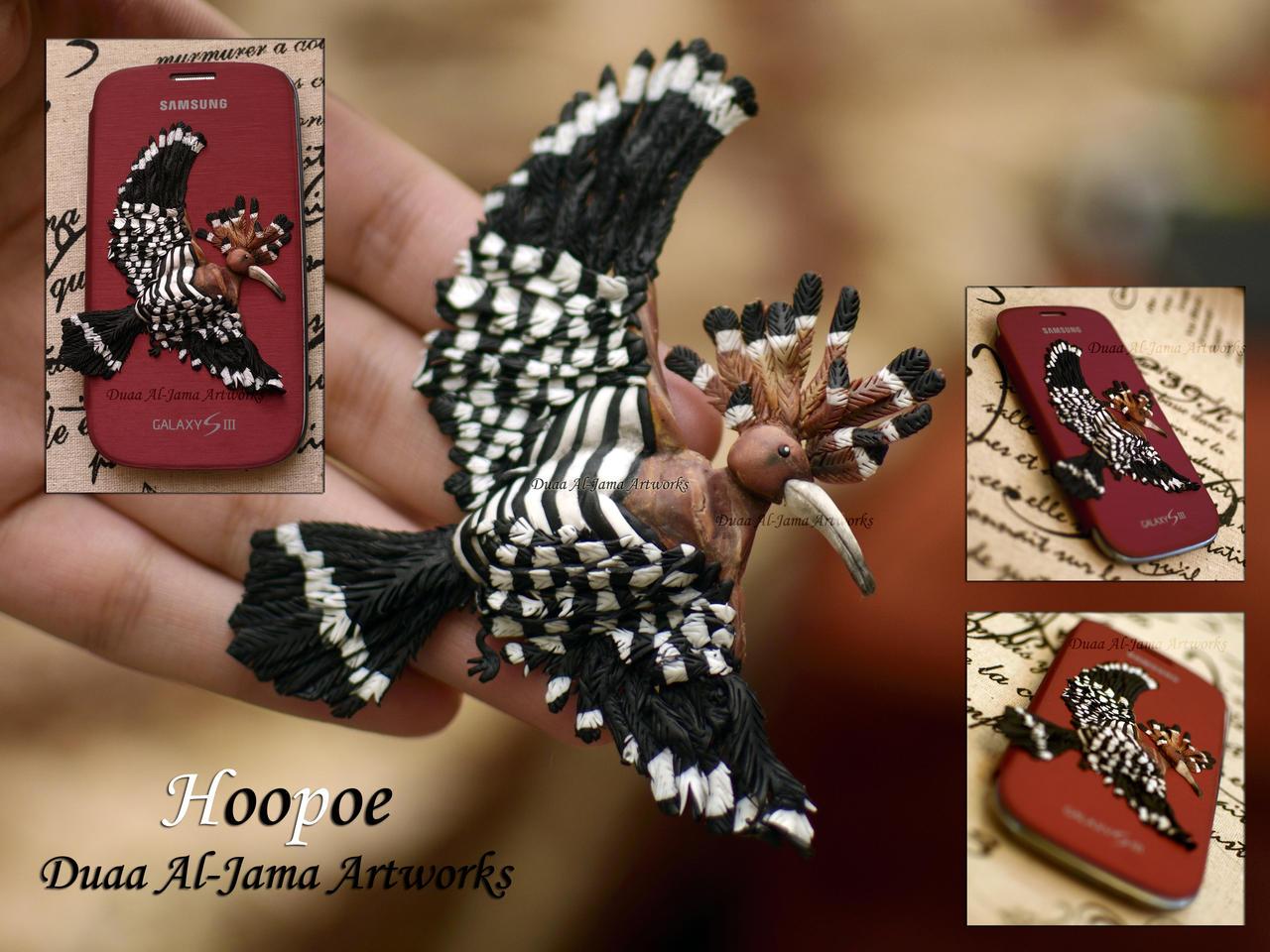Hoopoe by Beauty-of-love