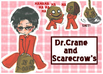 Scarecrow's by pink-snow