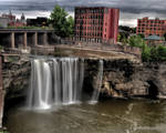 Rochester High Falls