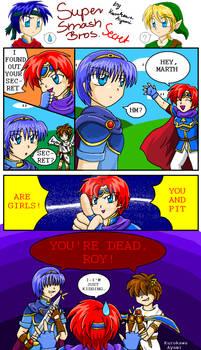 Super Smash Bros - Secret I