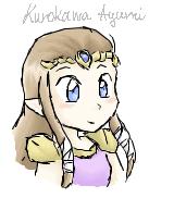 Chibi Zelda by kurokawa-ayumi