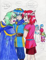 The Prince is mine by kurokawa-ayumi
