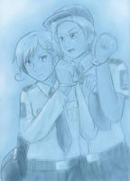 you are under arrest by kurokawa-ayumi