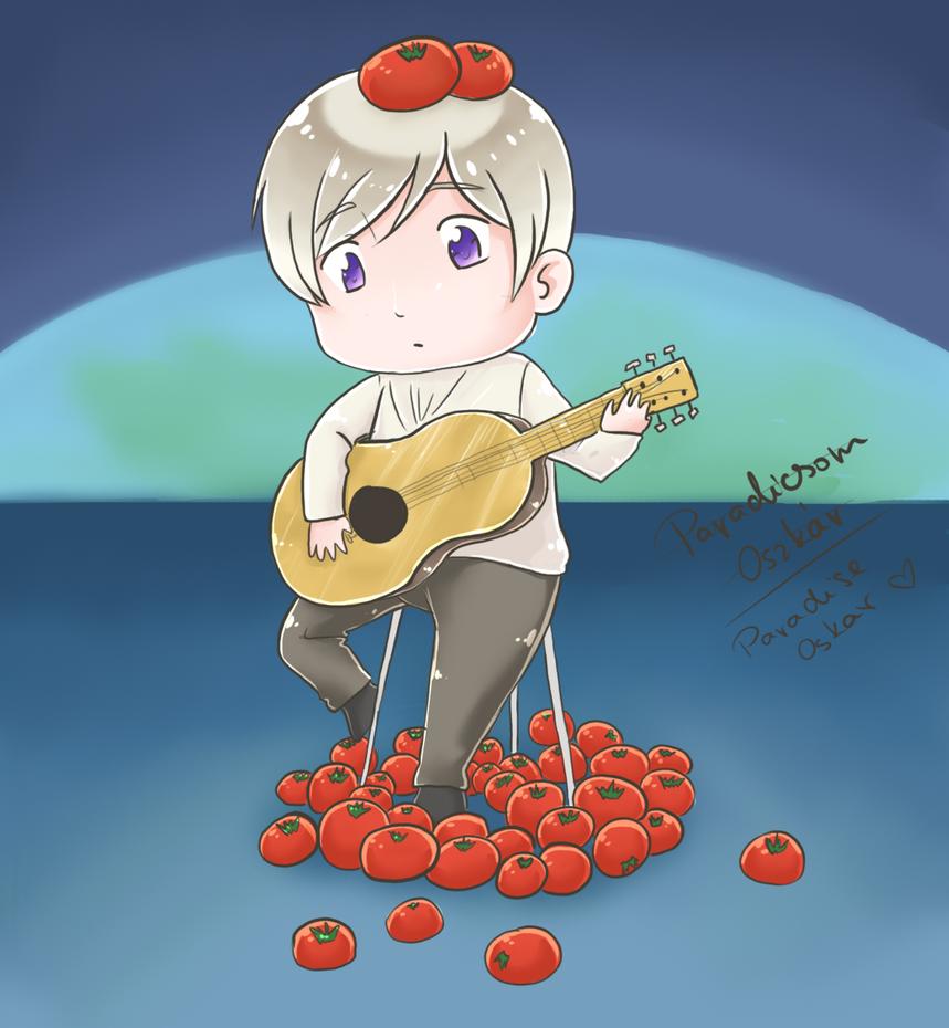 Tomato Paradise by kurokawa-ayumi