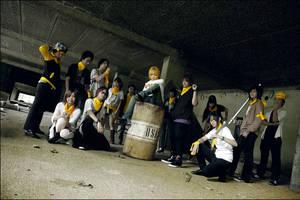 Cosplay : YellowFlag Orchestra