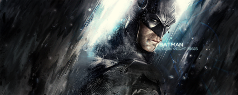 Batman The Dark Knight Rises by LazyN