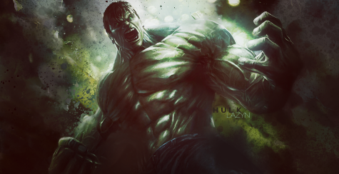 The HULK by LazyN
