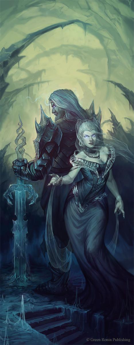 Otherworldly Royalty by Andantonius