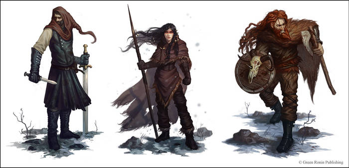 Night's Watch Characters