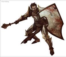 Blackwing Templar by Andantonius