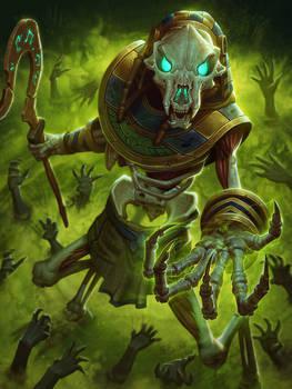 Anubis Gravehound