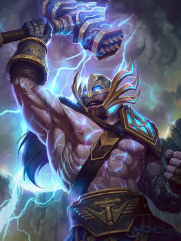 Thor Wrath of Valhalla