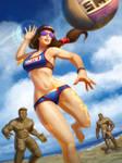 Nu Wa Volleyball