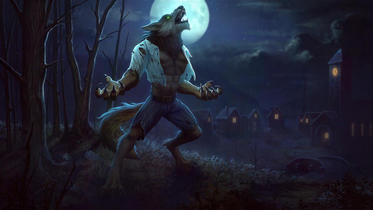 fenrir wolfmanandantonius on deviantart
