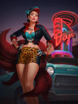 Foxy Lady Da Ji