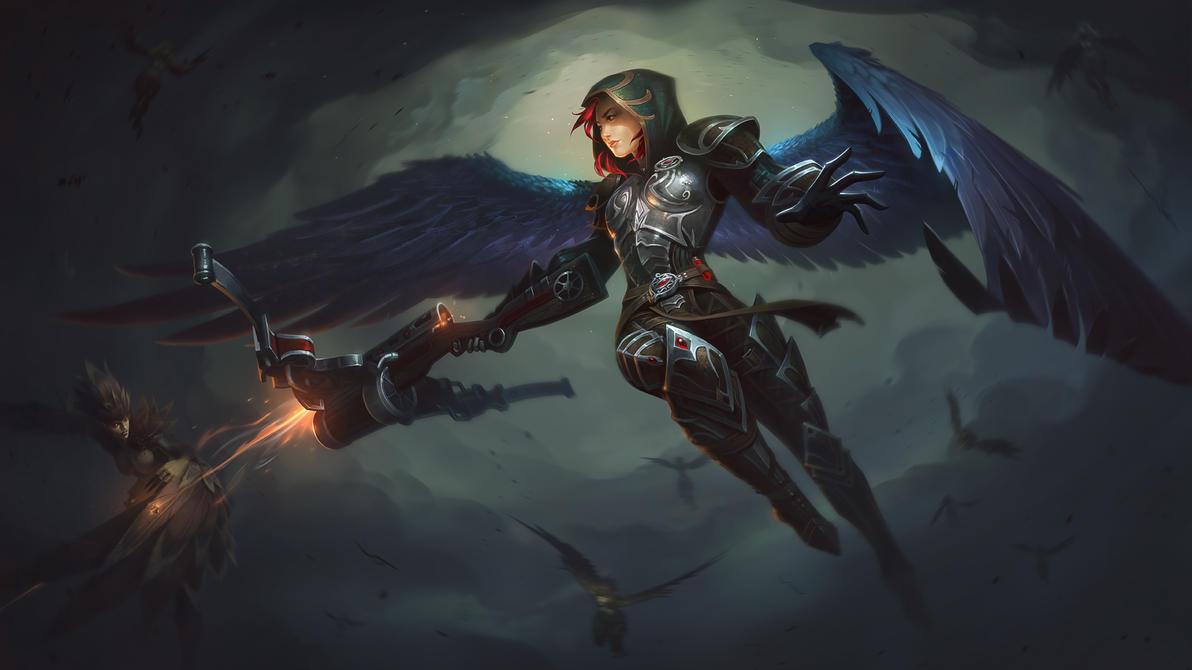 Nightbane Jing Wei by Andantonius
