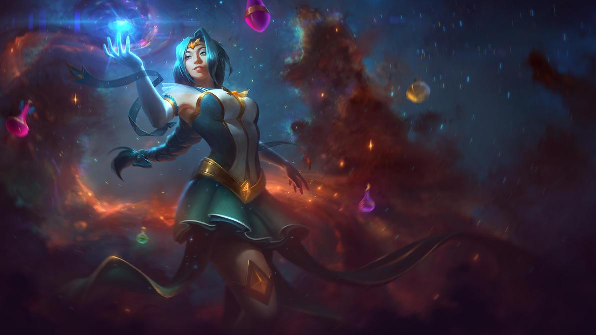Nu Wa Mystic Enchantress by Andantonius