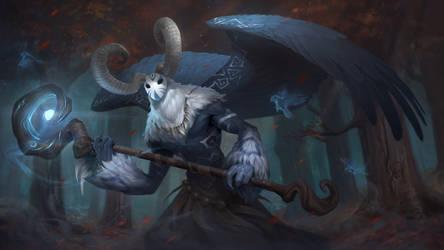 Shadow Specter Horus