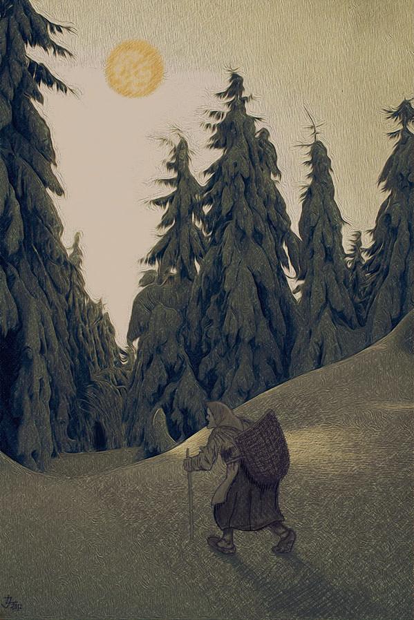 Der Heimweg by Knechter