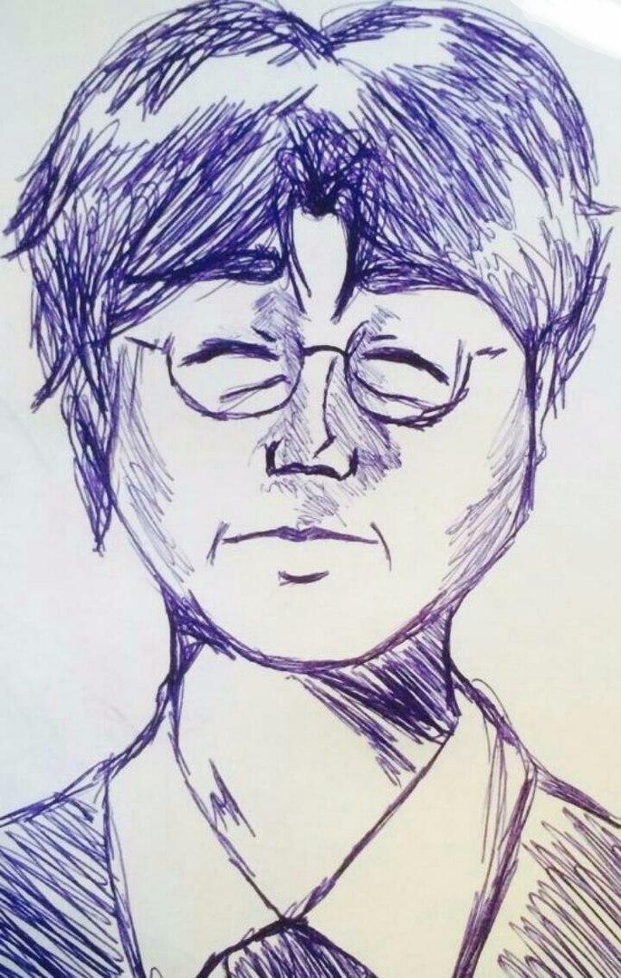 Iwata Satoru Sketch by IwataSatoruSan