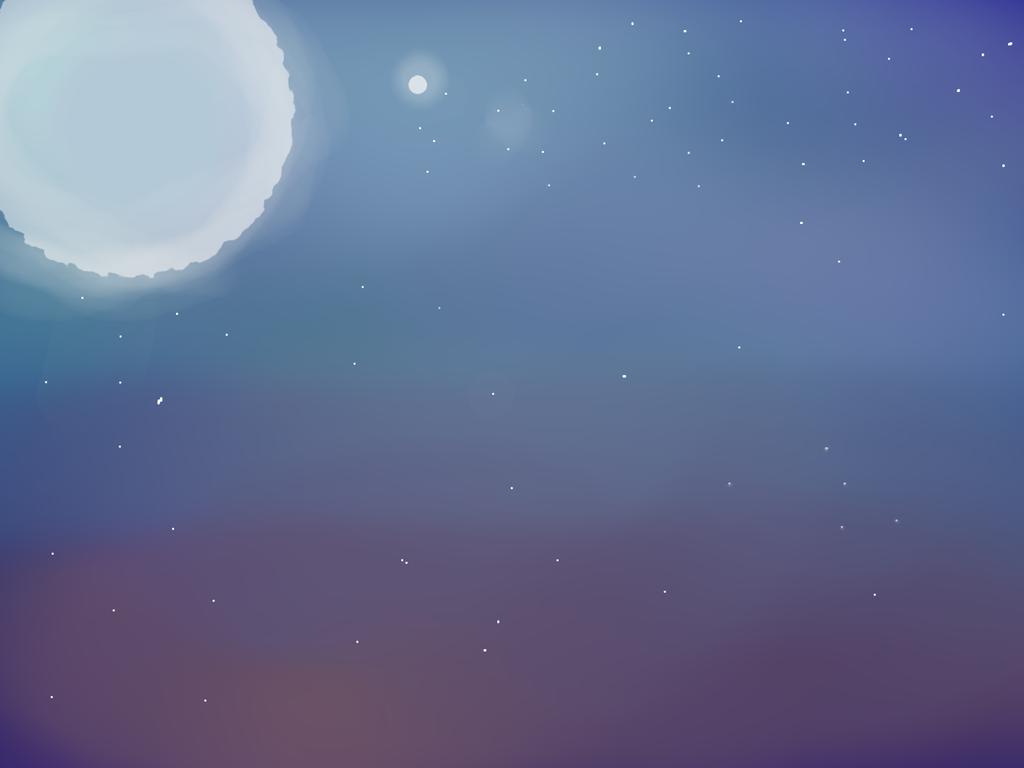 Sky Night by IwataSatoruSan