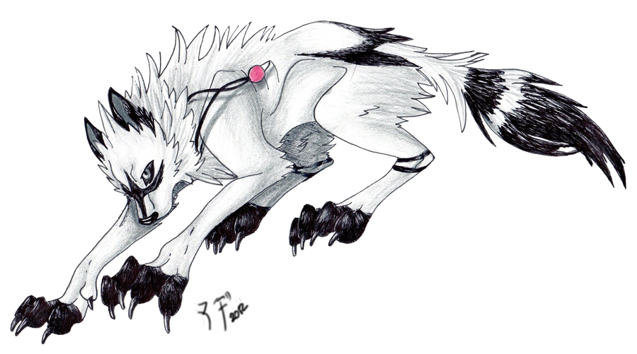 Commission - Kaala-the-Small by MelNocturne