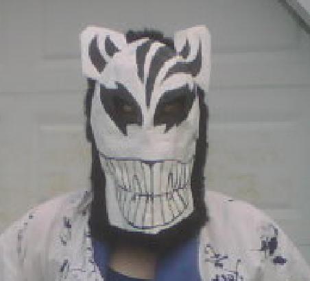 Hollow Mask by Zeldakittycat