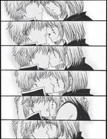 Kiss Me Tenderly by kurasuchi