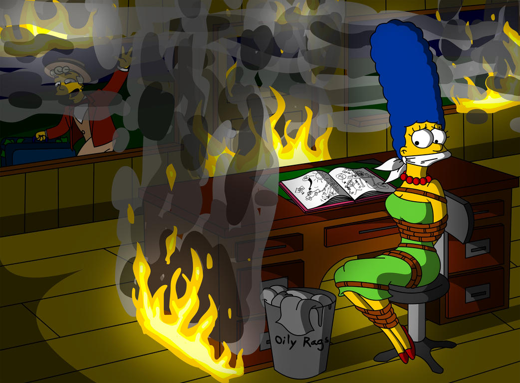 The simpsons marge hot the image kid - Marge des cuisinistes ...