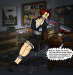 Special Agent Dana Scully, FBI