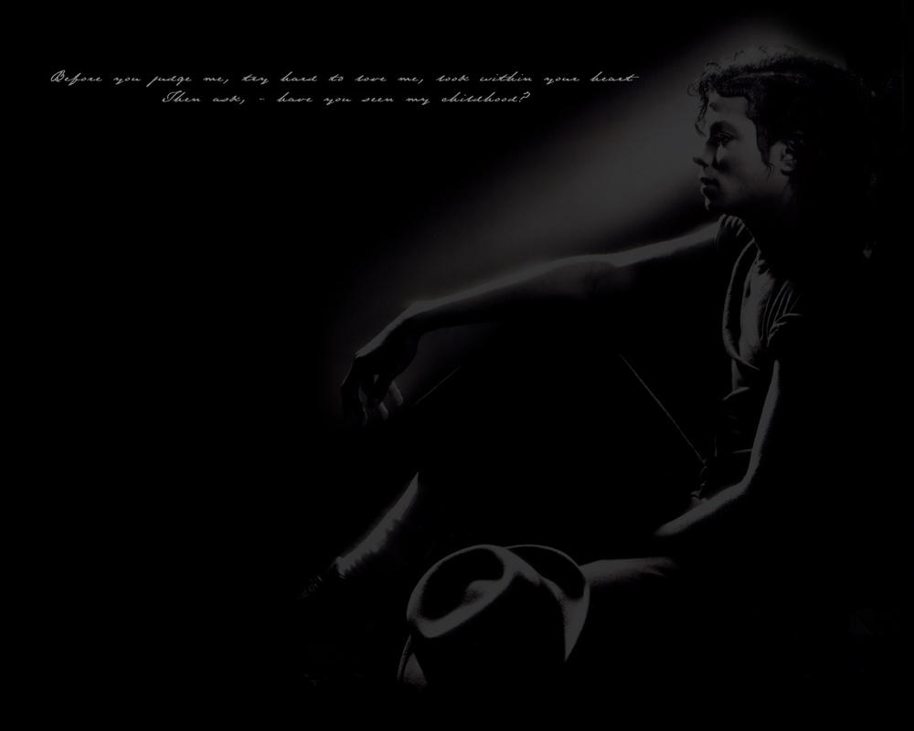 Michael Jackson: judge me by madnorthnorthwest