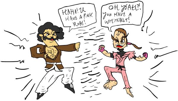 Dan Vs Hercule