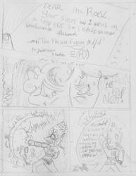 Preview of Mash Stache page 5 of issue 1 by SnD-Frostey
