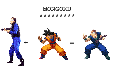 Mongoku (sprite editing exercise) by SnD-Frostey