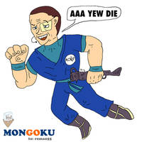 Mongoku (12/06/16) by SnD-Frostey