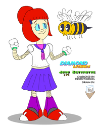 Java Zettabyte - Diamond Legends by SnD-Frostey