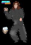 Zanthor - Diamond Legends by SnD-Frostey