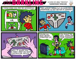 Gamestring pg2 by SnD-Frostey