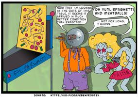 MashStache: Diversion: Pinball or Pasta