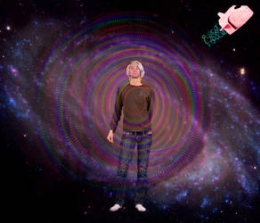 Chris in Space