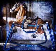 Derelicte Horse