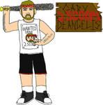 USWF: Gary 2 Scoops DeAngelis
