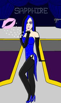 Sapphire: Jessica Rabbit
