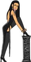 Leilani Lee: Woman In Black