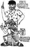 Ian Flynn and Sonic the Hedgehog- Break Time Art 8