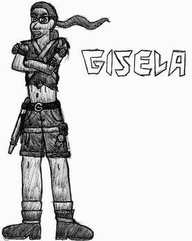 Gisela- Break Time Art #56