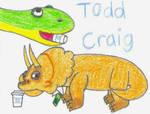 Craig and Todd- Break Time Art #82