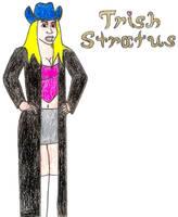 Trish Status- Break Time Sketches by jamesgannon